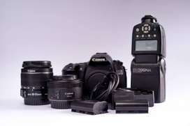 paket canon 60D