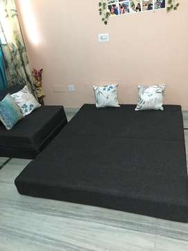 Sofa cum bed (good condition)