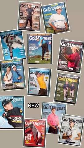 Majalah golf digest