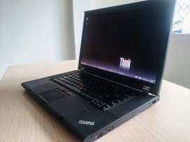 Lenovo W520 Core i7 2nd Gen, Nvedia Graphic Card, 15.6 Inch Laptop
