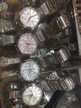 Jam tangan jacque martin wanita ready banyak chrono