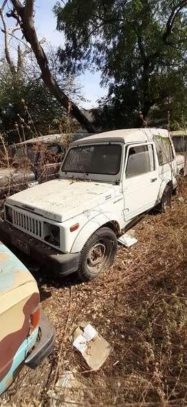 Maruti Suzuki Gypsy 1996 Petrol 100000 Km Driven