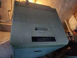 Fully functional fully auto washing machine