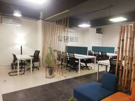 Fully Furnished Office in Hally Tower (1350sq.ft)