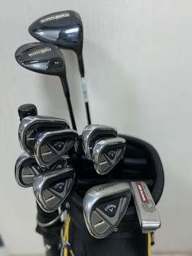 Stick golf Callaway Warbird Fullset