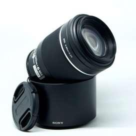 Lensa sony a 55-200 AF