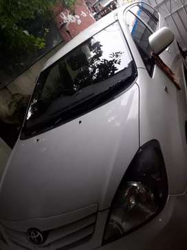 Toyota Innova Commercial number