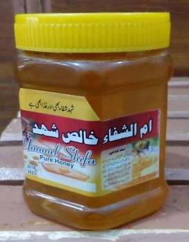 Pure Honey 100% with Money Back Gurantee