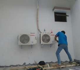Service panggil perbaikan AC kulkas mesin cuci bergaransi dll