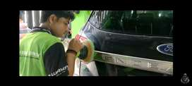Car Coating With free oil change and 8 other services