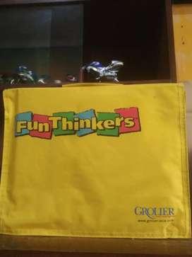 Jual murah fun thinkers kondisi 98% masih bagus banget