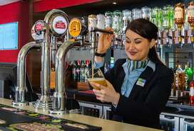 urgent vacancy for bartender in airport