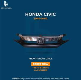 Honda Civic Grill 2016-2020