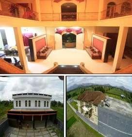 Rumah Luas Tanah Sangat Luas Murah Mewah Dekat Bandara Lombok