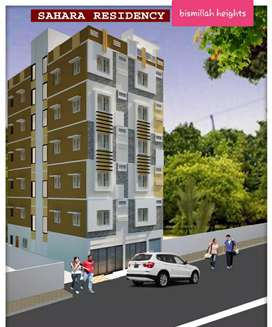 Doodh bowli 3 bhk delux flat jst 35 lac. With modern ammunties