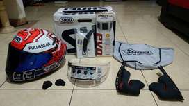 SHOEI Xspirit Marc Marquez 5 TC1