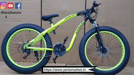 Prime Fat tyre 21 gears bicycles,