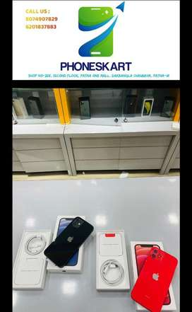 iPhone 12 128GB Product Red Colour Just 10 Days Old in Super Mint Cond