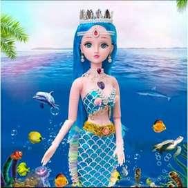 60 cm Jumbo Seri 2 Boneka Barbie Princess Fashion Cantik