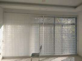 Mewah nan exclusive gorden, vertical blinds, rollerblinds super polos