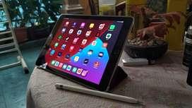 iPad 6 2018 32gb bisa Sim Celullar mulus