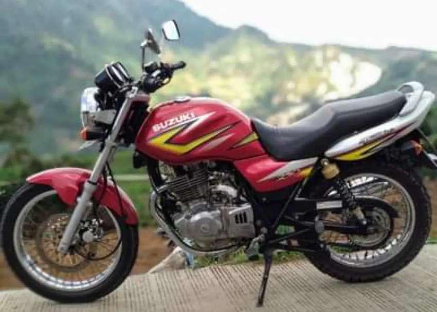 Suzuki thunder 250 ori