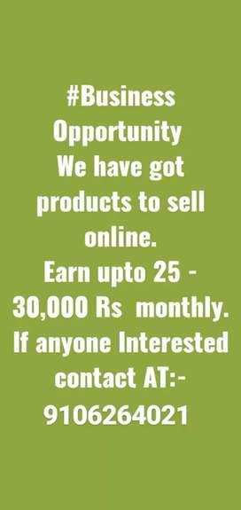 Earn easily upto 25000 - to 30000