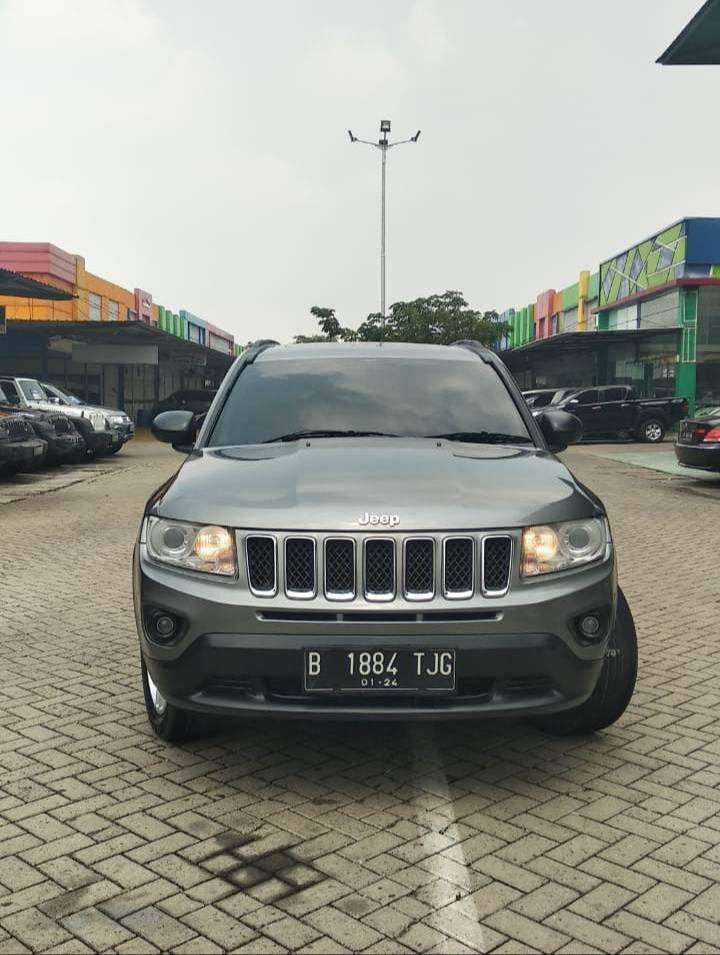 Jeep Compas 2.4 4x4 AT 2013 0