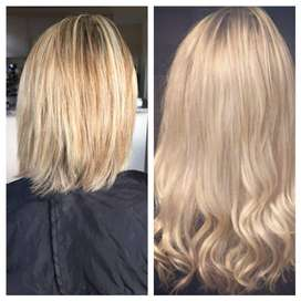 Straight Hair Extension - 5 Clips In Full Volume 30 Inch Long