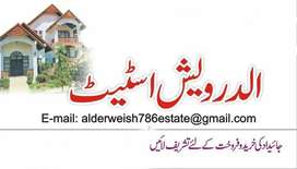 New construction opper portion people colony 1 near to Saleemi Chowk