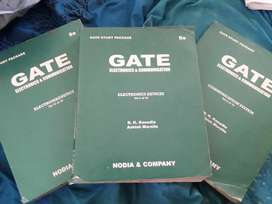 R.K.KANODIA GATE ECE(ELECTROMAGNETICS, ELECTRONIC DEVICES, COMM SYSTEM
