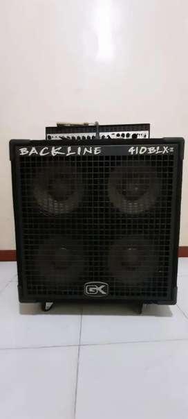 Ampli Bass Fullset