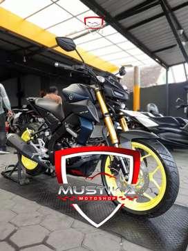 Yamaha MT15  2019 Akhir km1rb Istimewa Bekas Rasa Baru-Murah Mustika