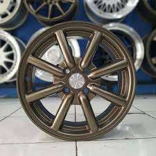Velg Mobil Agya City Vios Ring 15 Racing Hsr Murah Di Global Wheels