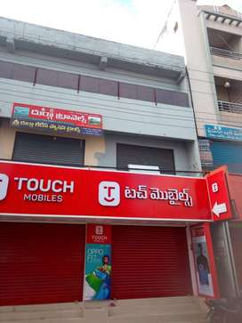 Rent Shops &family portion, Jandapanja Road Rajahmundry