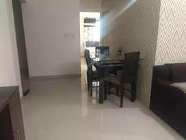 2bhk semi furnished flat