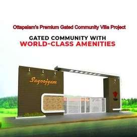 4 BHK Premium villas - 2150 SQFT 4.55 CENT LAND VILLA @ Ottapalam Town