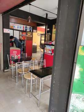 Coolbar with shawarma for urgent sale