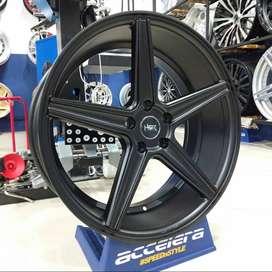 Veleg Mobil Racing Ring 20 HSR EMISSION R20x85 Lobang 5xx114,3 ET40