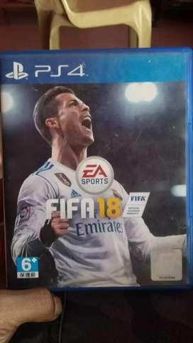 Pś4 FIFA 18