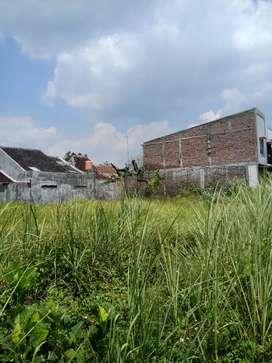 Dijual murah tanah kavling 300m2 pinggir jalan Tembalang semarang