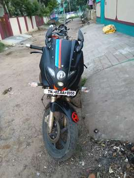 Modified Pulsar 150 to 220