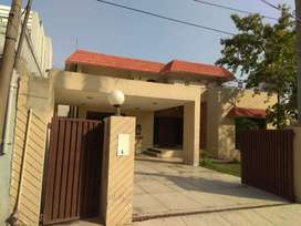 Huge Fully Furnish House With Big Lawn And Parking For Daily Basis..