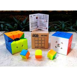 Rubik 3x3 Yuxin Little Magic 3x3 Stickerless