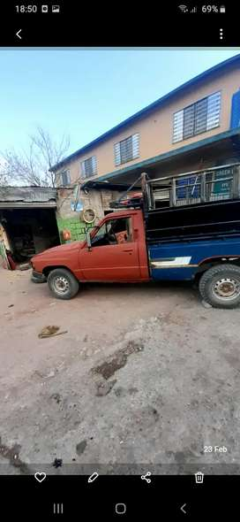 1984 toyota pickup only cabn for sale