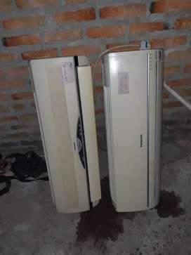 Kipas angin dari indoor AC