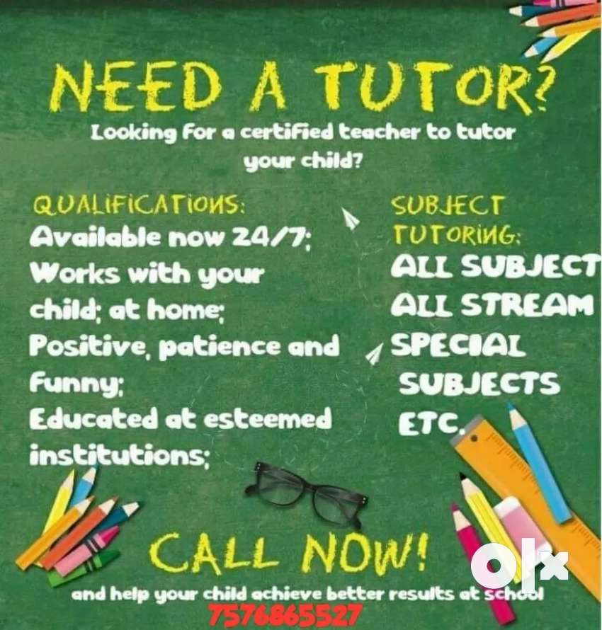 Tution classes for Class-1 to Class-7 0