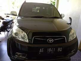 Dijual Toyota Rush type S ( type tertinggi) automatic th 2010