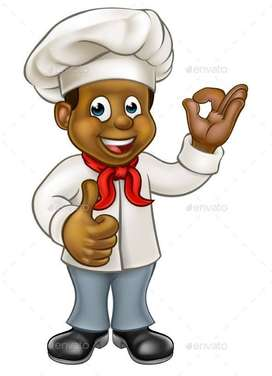 Cook Needed For Cloud Kitchen (Indian and Chinese)
