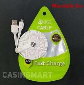 kabel micro usb 2M high quality cash grosiran